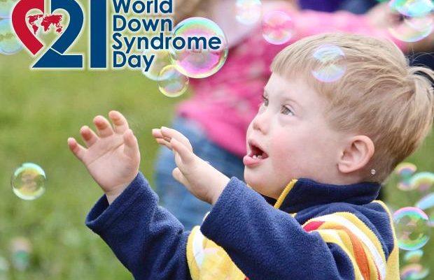 Παγκόσμια Ημέρα Ατόμων με Σύνδρομο Down